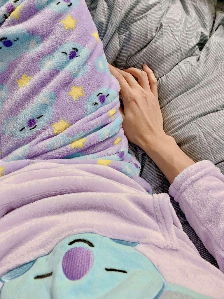 Теплая уютная пижамка