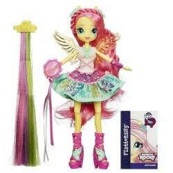 Кукла Флатершай - Стильные Прически, Мои Маленькие Пони - купить в Империи Кукол - Империи Kids