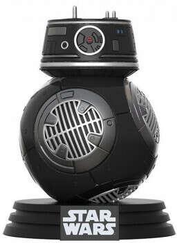 Фигурка Funko POP: Star Wars – BB-9E Bobble-Head (9,5 см)