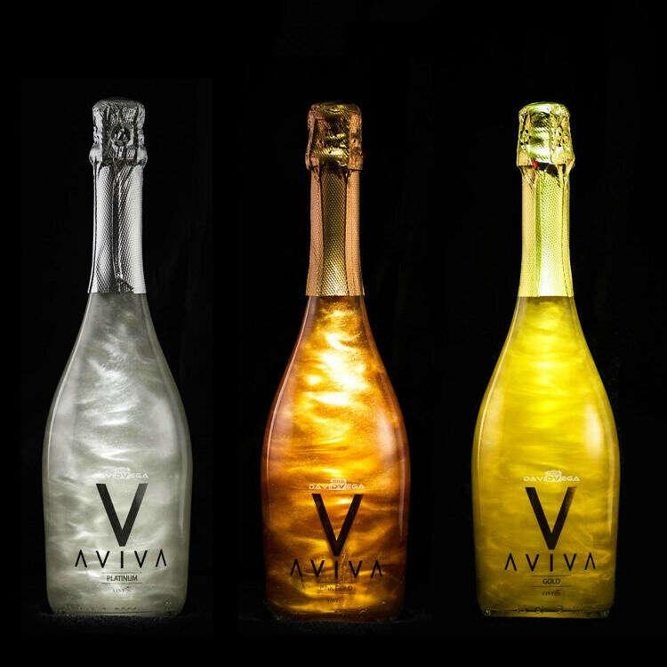 Космическое шампанское Aviva