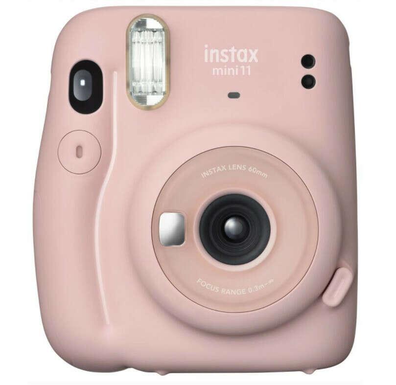 Instax Mini 11 розовый для фотографий, спасибо!