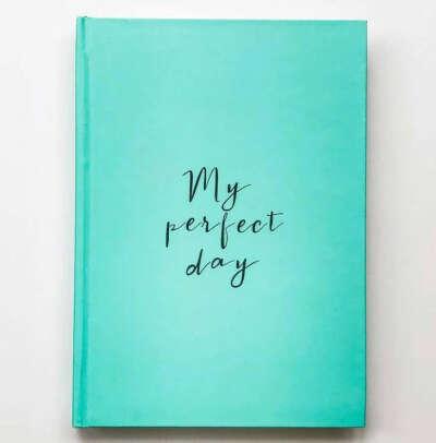 Ежедневник с котом My perfect day LifeFLUX