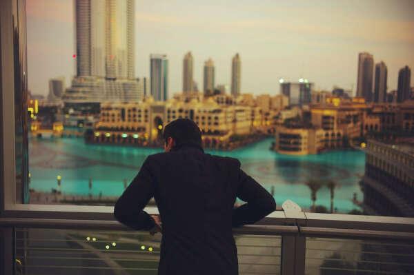 Жить в Дубаи