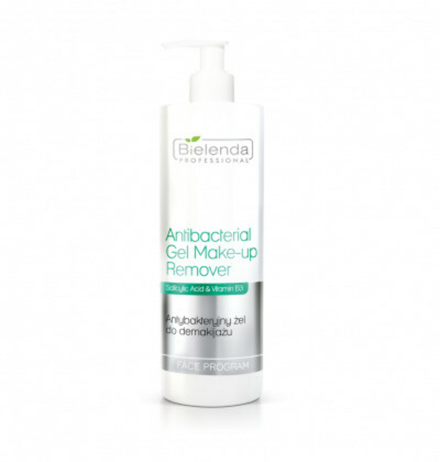 Bielenda Professional Face Program Antibacterial Gel Make-up Remover