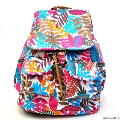 Яркий рюкзак