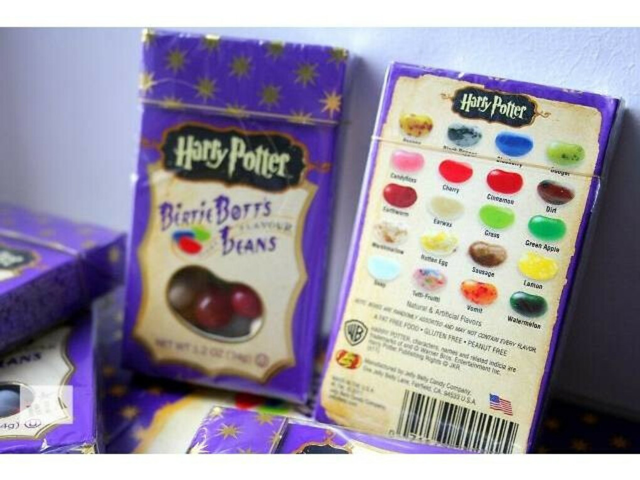Конфеты Гарри Поттера Bertie Botts Beans
