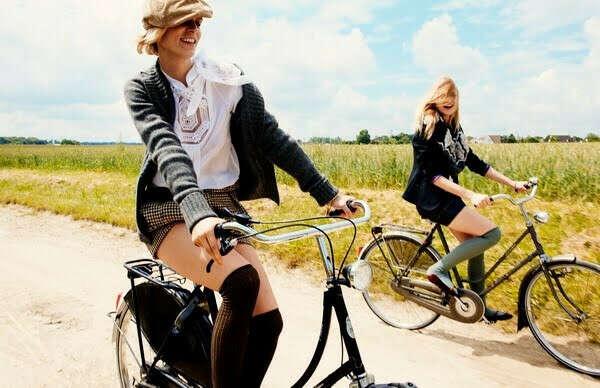 Покататься на велосипеде