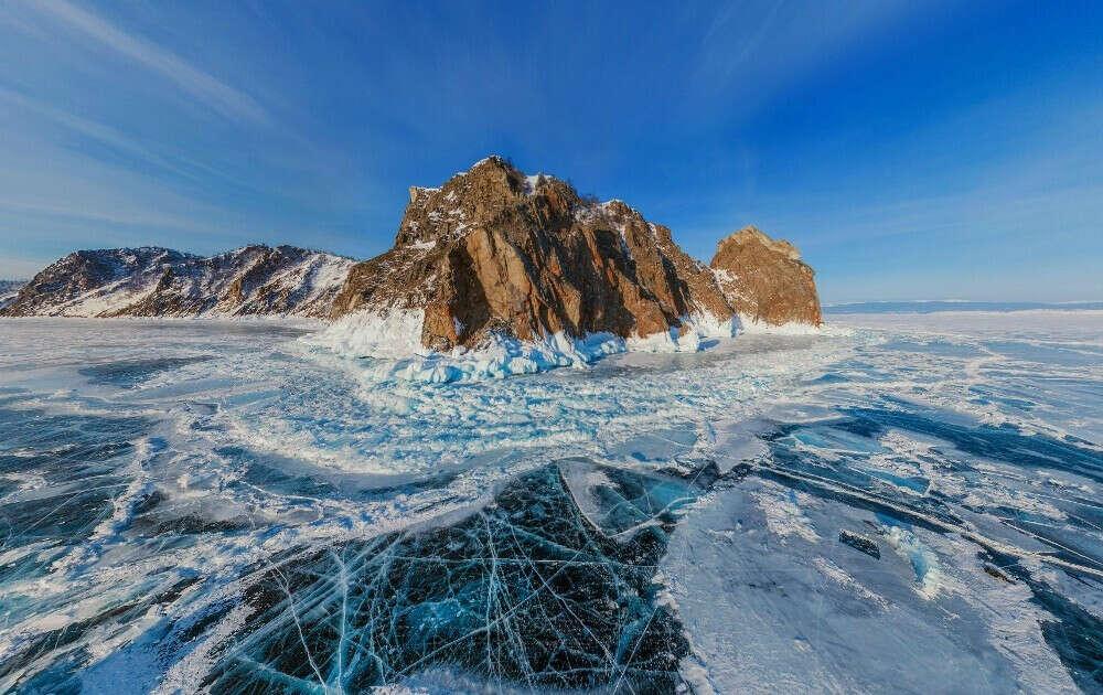Увидеть зимний Байкал