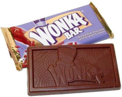 шоколад от Вилли Вонка