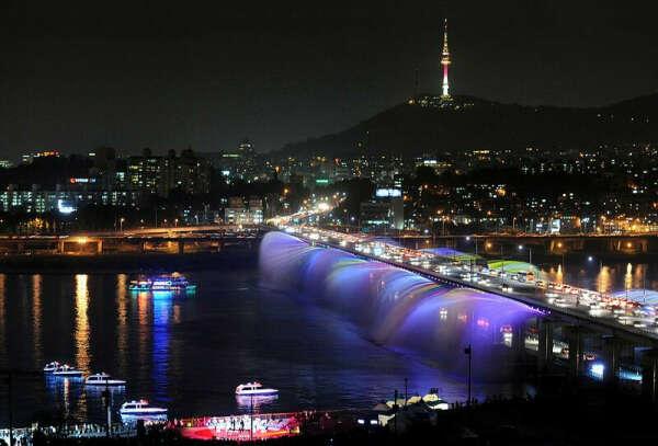 Поездка в Сеул
