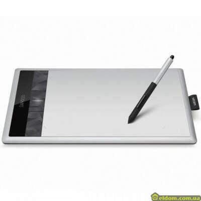 Планшет Wacom Bamboo Fun Pen&Touch M (CTH-670S-RUPL)