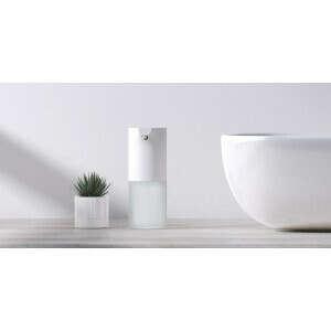 Дозатор для мыла Xiaomi Mijia Automatic Foam Soap Dispenser White