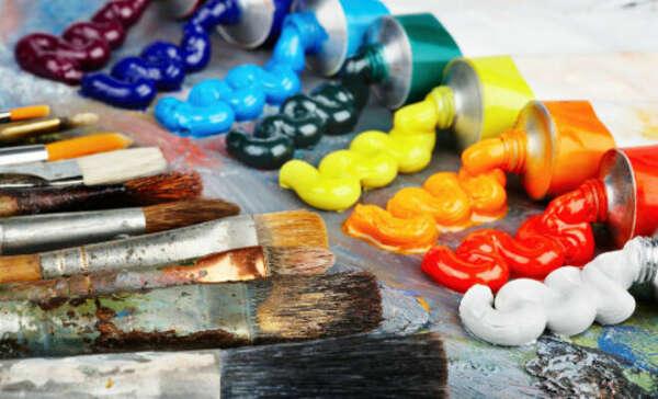Набор маслянных красок