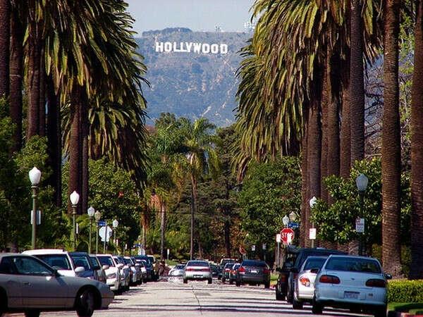 Жить с любимым в Лос-Анджелесе