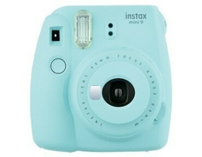 "Фотоаппарат ""Instax Mini 9 Ice Blue"" бренда Fujifilm"