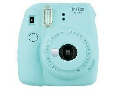 "Фотоаппарат ""Instax Mini 9 Ice Blue"" бренда Fujifilm"