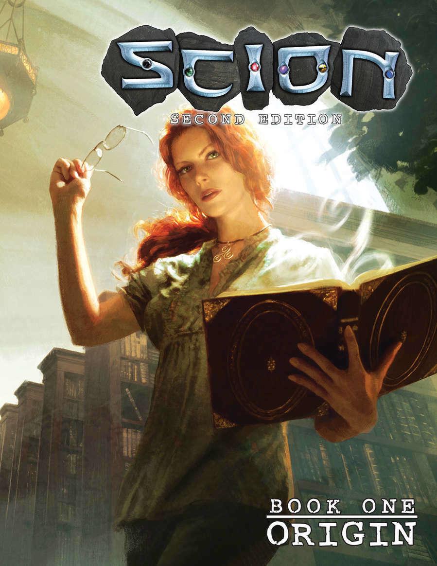 Scion Second Edition Book One: Origin - Onyx Path Publishing   Scion   Scion 2nd Edition   DriveThruRPG.com