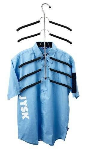 Вешалки для футболок от JYSK