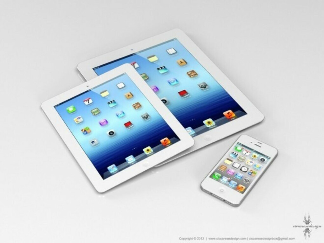 iPad 4 ,iPhone 5 и чехлы для них