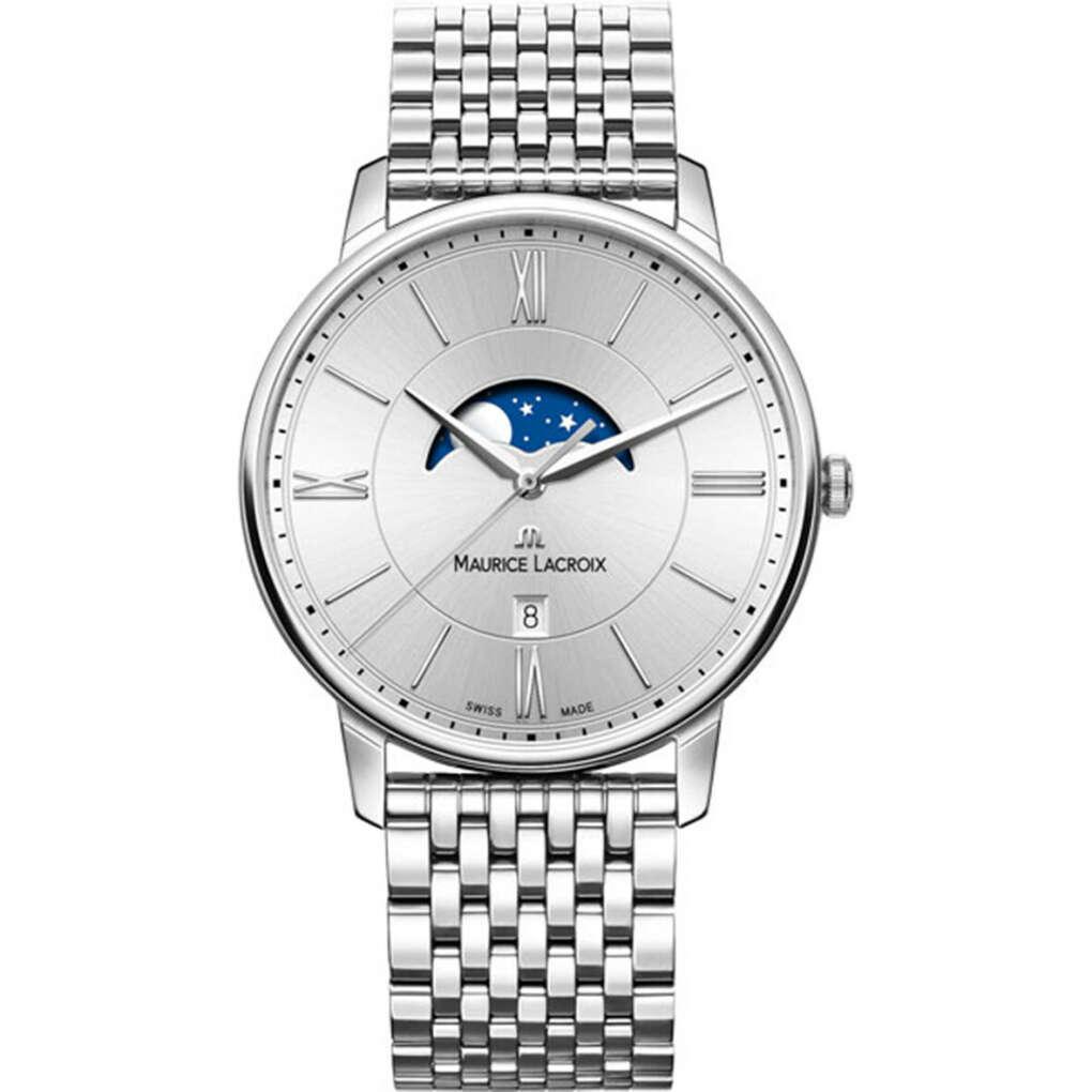 Швейцарские наручные часы Maurice Lacroix EL1108-SS002-110-1