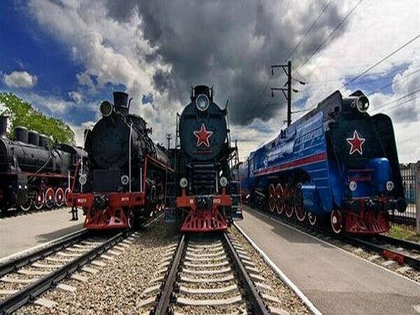Посетить Музей истории Северо-Кавказской железной дороги в Ростове-на-Дону