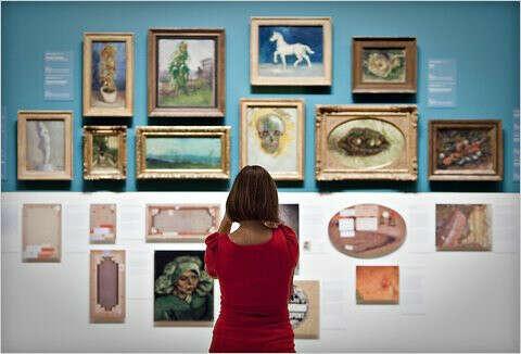 Посетить Музей Винсента Ван Гога в Амстердаме