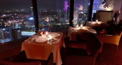 Ужин в ресторане Матисс, Киев