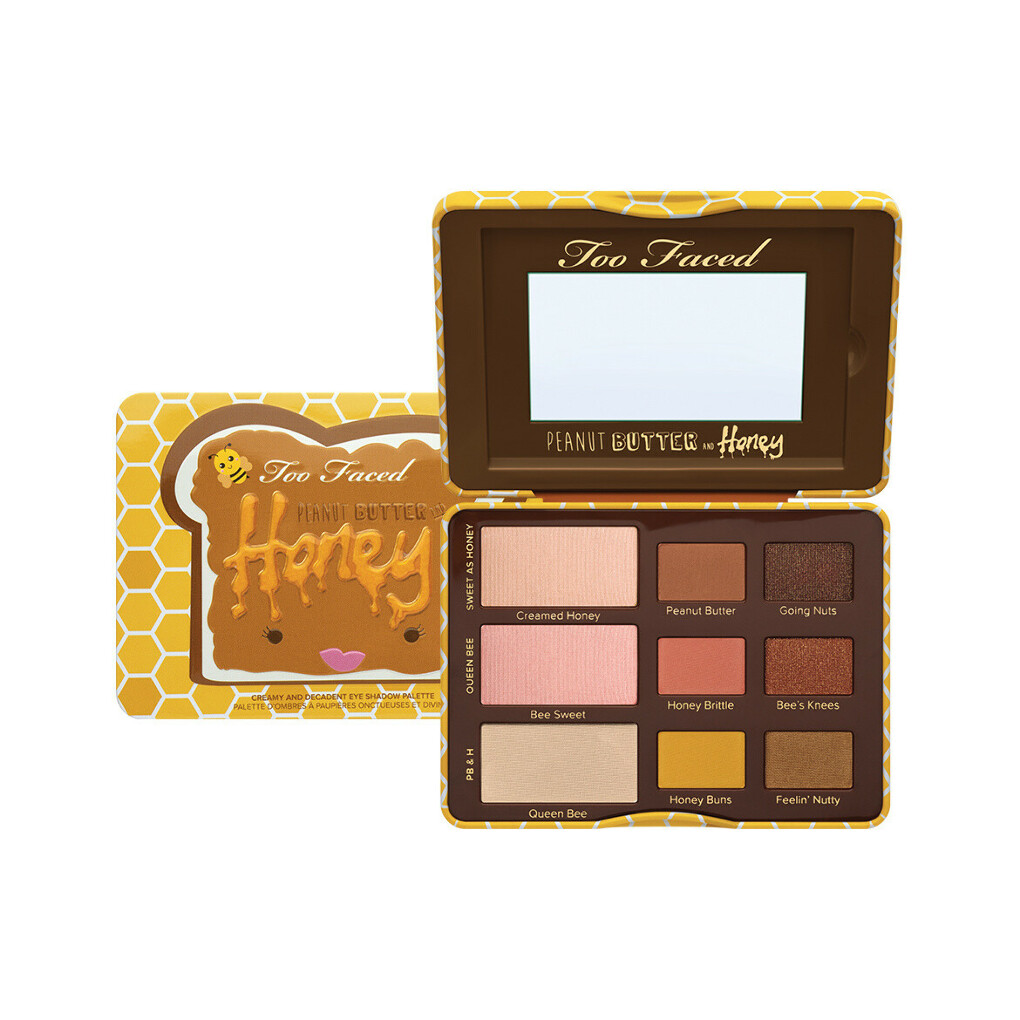 Too Faced Peanut Butter and Honey Eye Shadow Palette