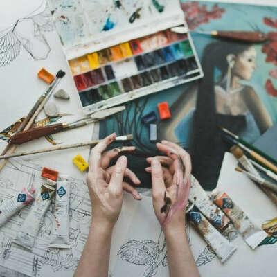 Нарисовать свою картину
