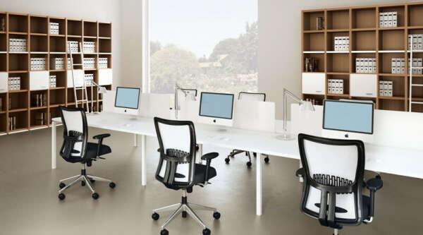Новый крутой офис