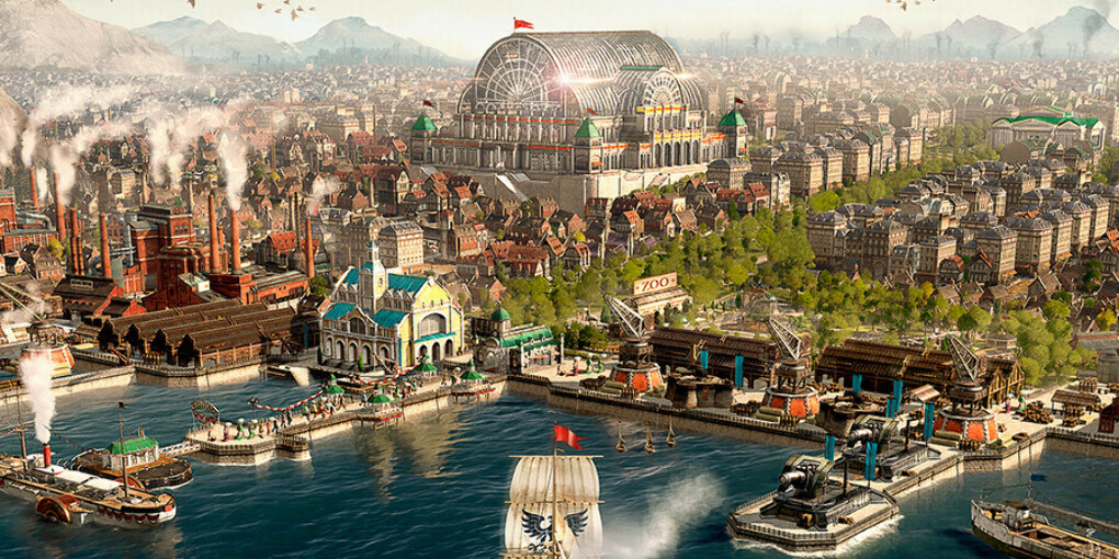 Anno 1800 - Pioneers Edition