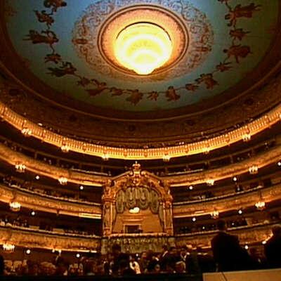 В Мариинский театр