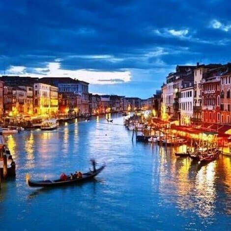 В Венецию