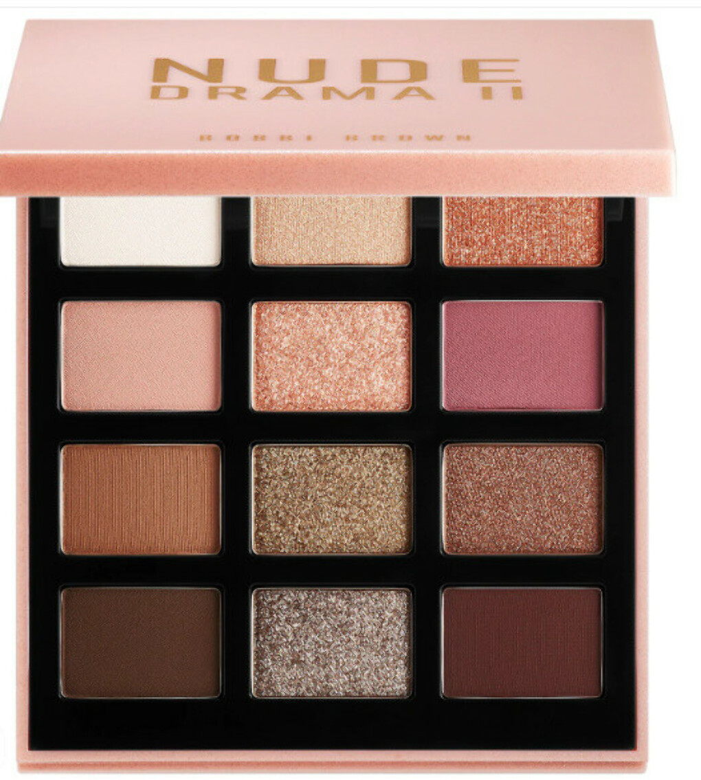 Bobby Brown Nude Drama II palette