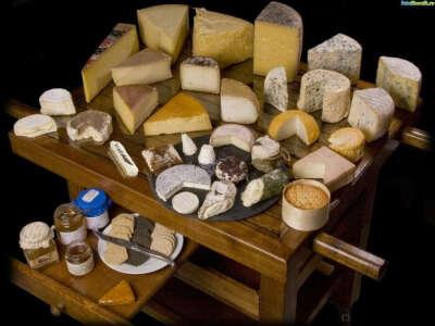 Поесть настоящего сыра в Швейцарии, местного производства