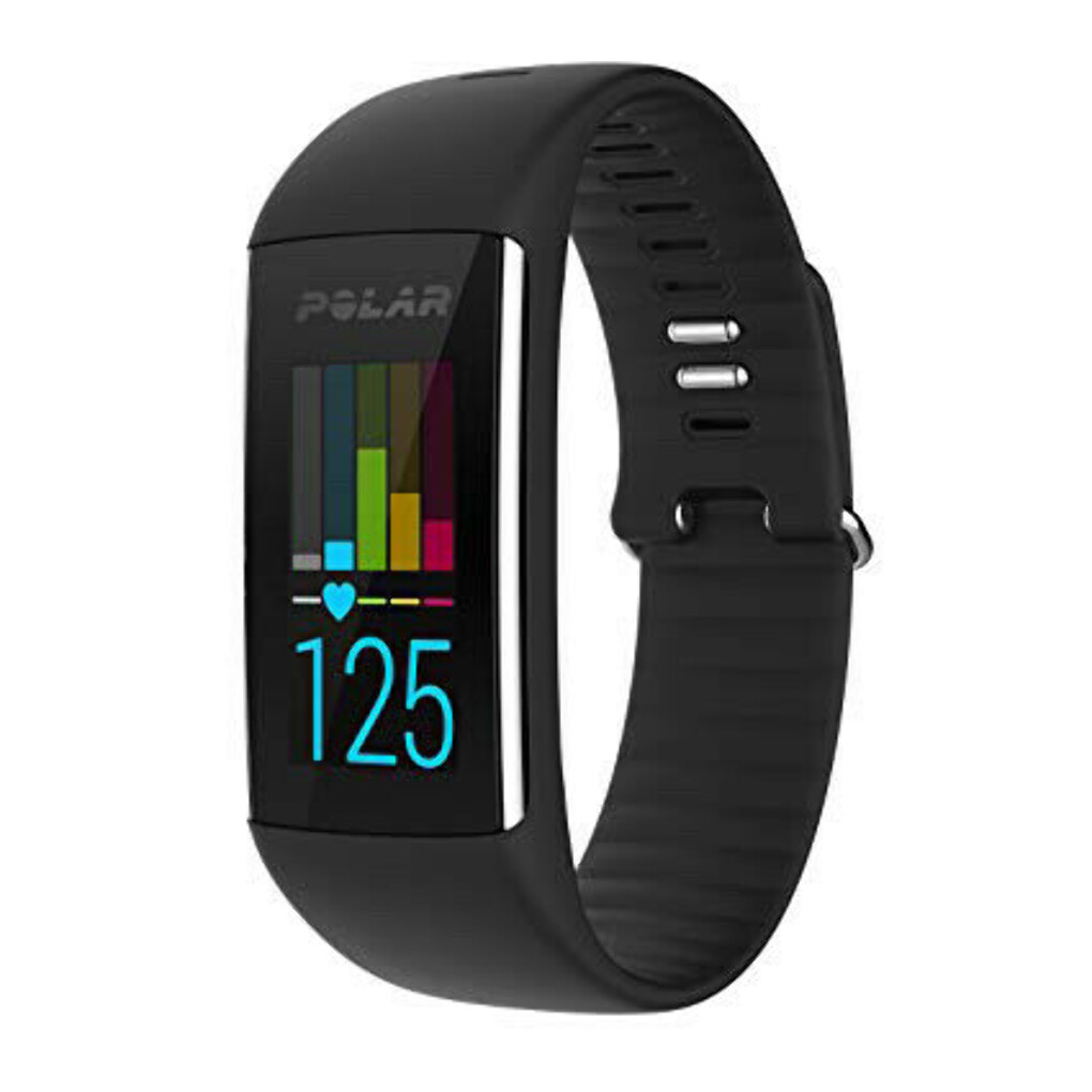 Polar fitness tracker/heart rate monitor