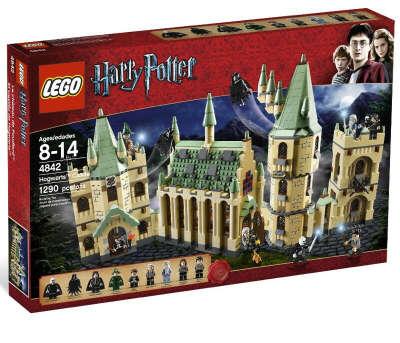 Лего Замок Хогвардс