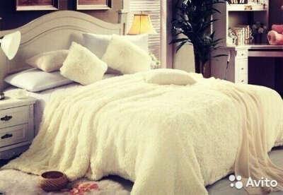Воздушное покрывало на кровать