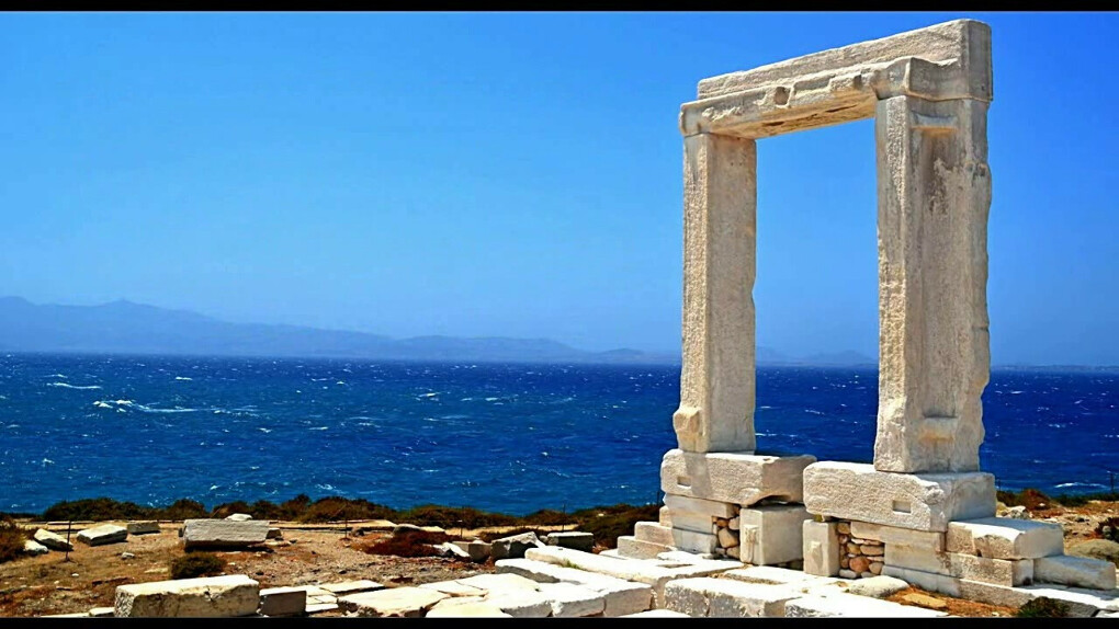 Греция, острова Китира, Наксос