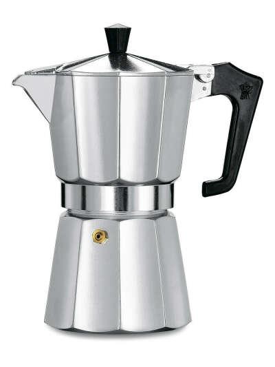 Гейзерная кофеварка (лучше с барахолки)