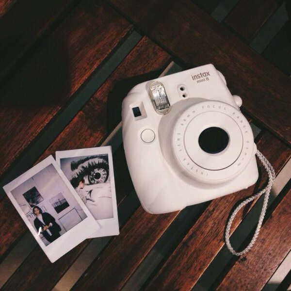 Фотоаппарат Instax 8 White