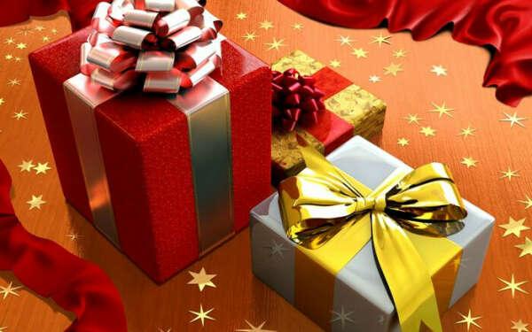 Хочу дарить подарки.