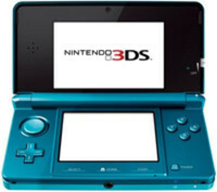 Портативная приставка Nintendo 3DS