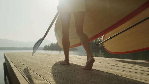 Сап серфинг, прогулки
