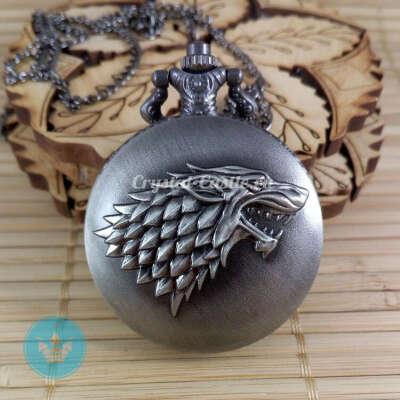 Часы «Герб Старков»