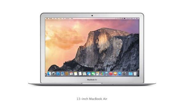 13-inch MacBook Air 1.6GHz Processor 512GB Storage