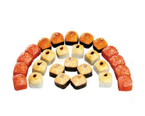 Поесть суши