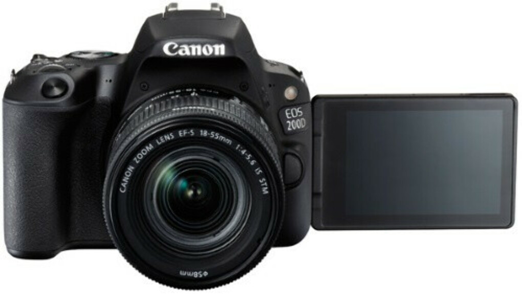 Canon EOS 200D EF-S 18-55mm IS STM Kit