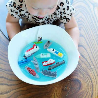 Набор фигурок Водный транспорт safari ltd купить детские игрушки в интернет магазине Монтессори дома