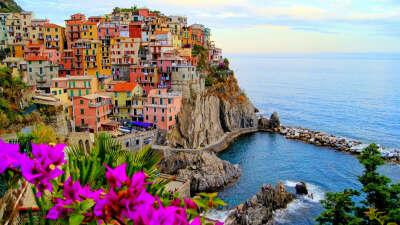 Хочу поехать в Италию: Лигурию и Чикве Терру